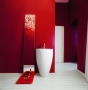 Laufen Alessi One 52 cm álló mosdó integrált mosdólábbal