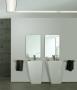 Laufen Alessi dOt 59X49 cm álló mosdó