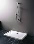 Laufen Merano kerámia szögletes zuhanytálca 75 x 110 x 6,5 cm