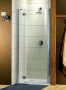 Radaway Torrenta DWJ 100 cm nyíló ajtó fülkébe króm/grafit